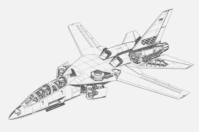 1960 u0026 39 s supersonic vtol